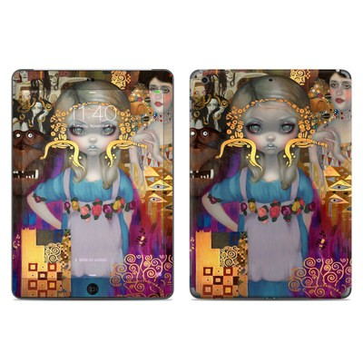Apple iPad Air Skin - Alice in a Klimt Dream