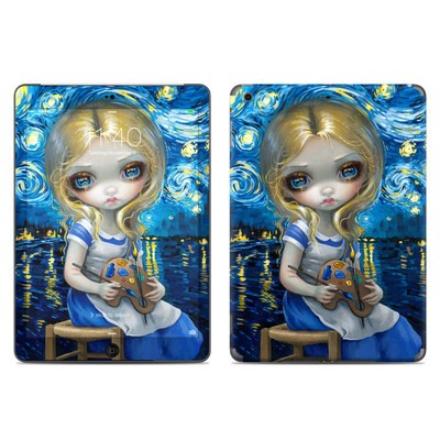 Apple iPad Air Skin - Alice in a Van Gogh