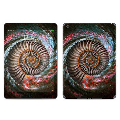 Apple iPad Air Skin - Ammonite Galaxy
