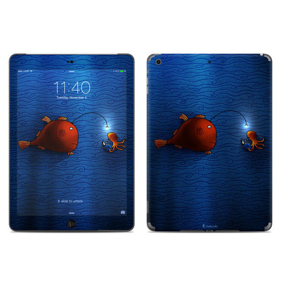 Apple iPad Air Skin - Angler Fish