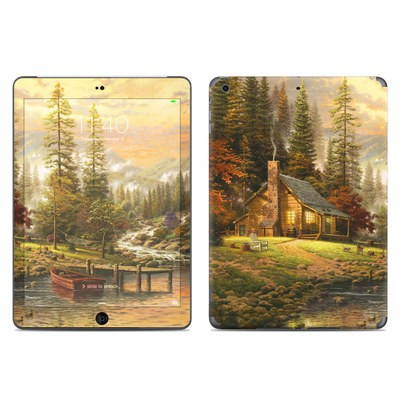 Apple iPad Air Skin - A Peaceful Retreat