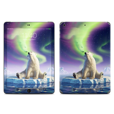 Apple iPad Air Skin - Arctic Kiss