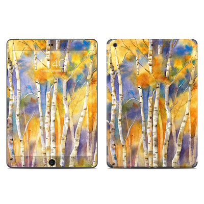 Apple iPad Air Skin - Aspens