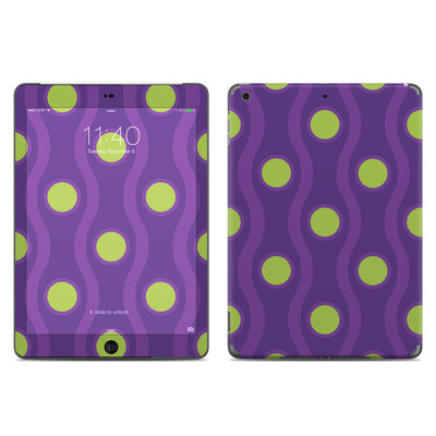 Apple iPad Air Skin - Atomic
