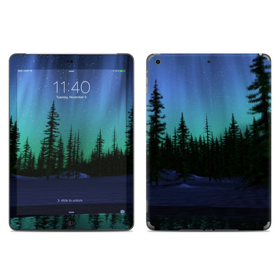 Apple iPad Air Skin - Aurora