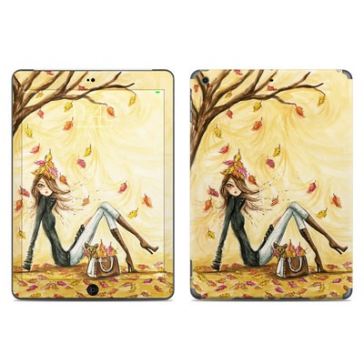 Apple iPad Air Skin - Autumn Leaves
