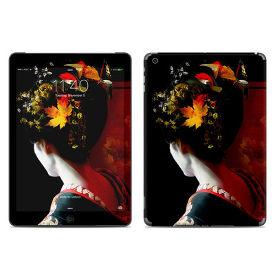 Apple iPad Air Skin - Autumn