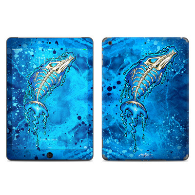 Apple iPad Air Skin - Barracuda Bones