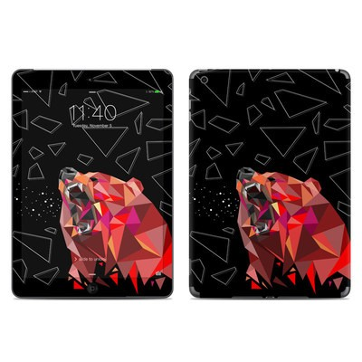 Apple iPad Air Skin - Bears Hate Math