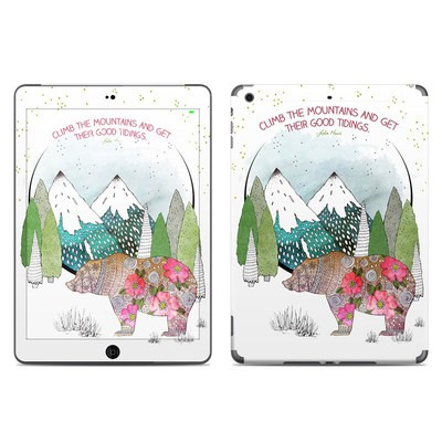 Apple iPad Air Skin - Bear Mountain