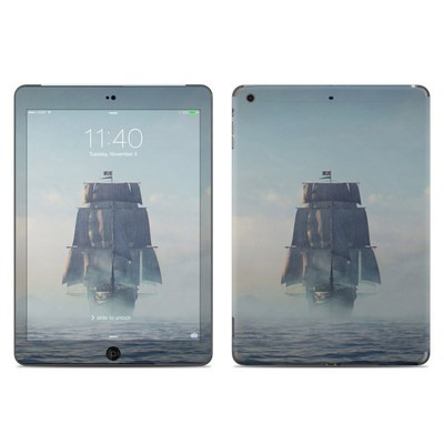 Apple iPad Air Skin - Black Sails