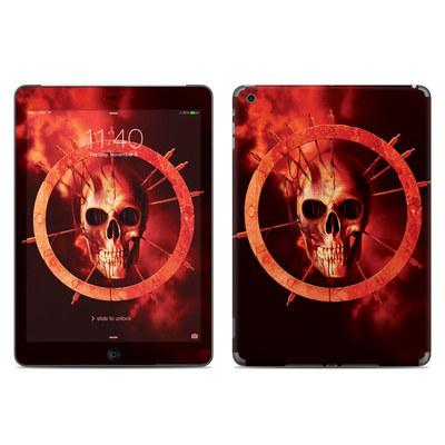 Apple iPad Air Skin - Blood Ring