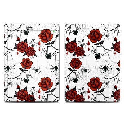 Apple iPad Air Skin - Black Widows