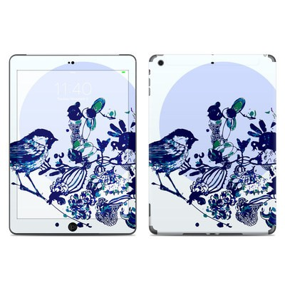 Apple iPad Air Skin - Bluebird
