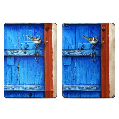 Apple iPad Air Skin - Blue Door