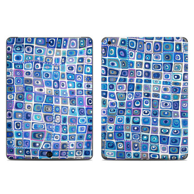 Apple iPad Air Skin - Blue Monday