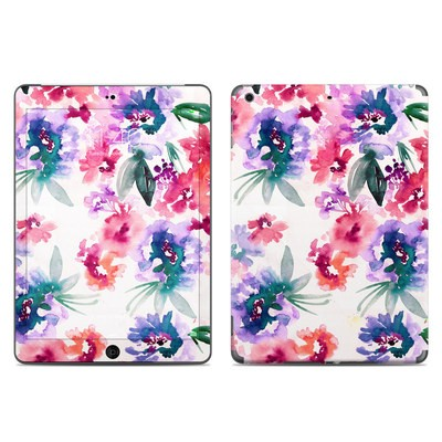 Apple iPad Air Skin - Blurred Flowers