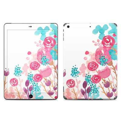 Apple iPad Air Skin - Blush Blossoms