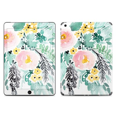 Apple iPad Air Skin - Blushed Flowers