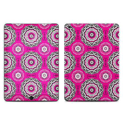 Apple iPad Air Skin - Boho Girl Medallions