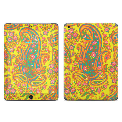 Apple iPad Air Skin - Bombay Chartreuse