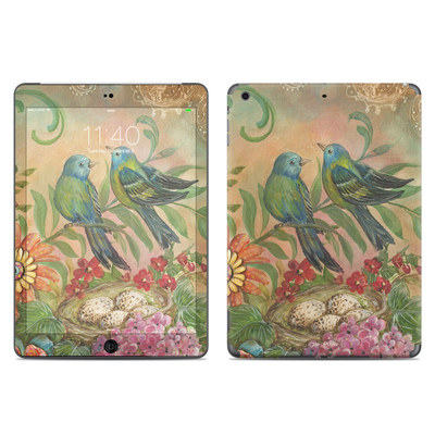 Apple iPad Air Skin - Splendid Botanical