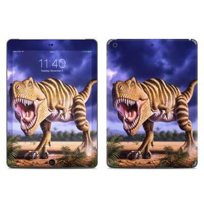 Apple iPad Air Skin - Brown Rex