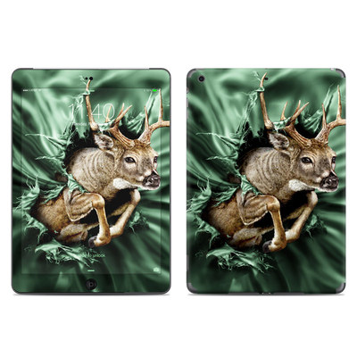 Apple iPad Air Skin - Break Through Deer