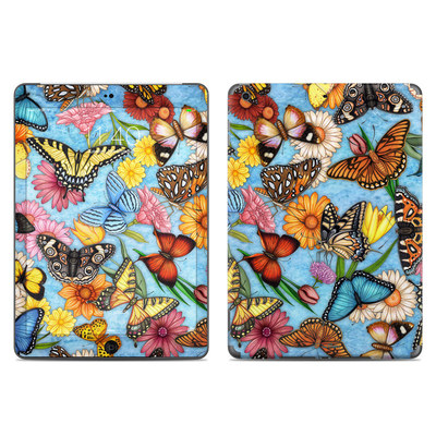Apple iPad Air Skin - Butterfly Land