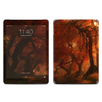 Apple iPad Air Skin - Canopy Creek Autumn