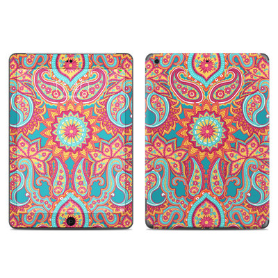 Apple iPad Air Skin - Carnival Paisley