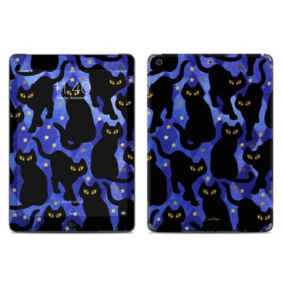 Apple iPad Air Skin - Cat Silhouettes