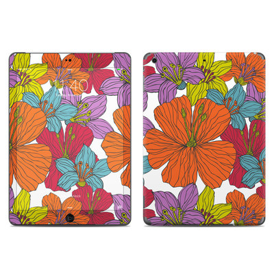 Apple iPad Air Skin - Cayenas