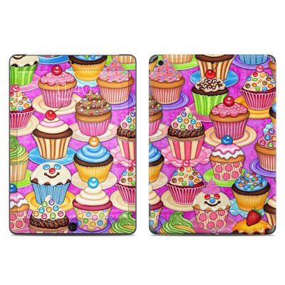 Apple iPad Air Skin - Cupcake