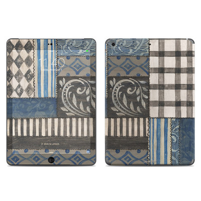 Apple iPad Air Skin - Country Chic Blue