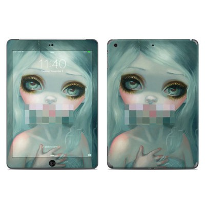 Apple iPad Air Skin - Censored Smile