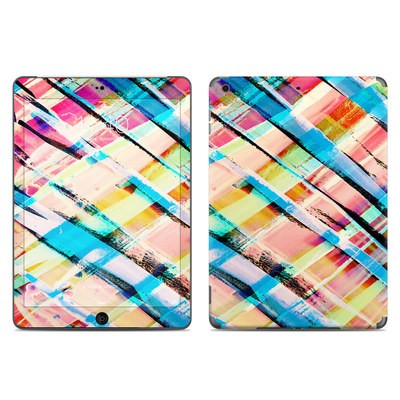 Apple iPad Air Skin - Check Stripe