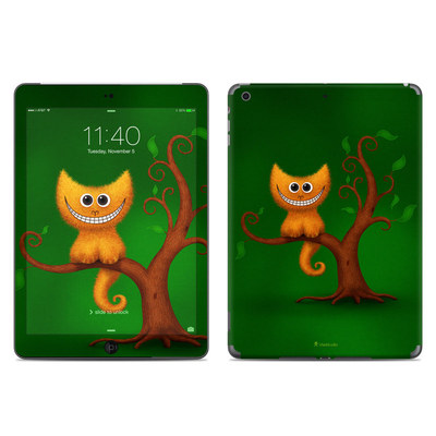 Apple iPad Air Skin - Cheshire Kitten