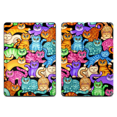 Apple iPad Air Skin - Colorful Kittens