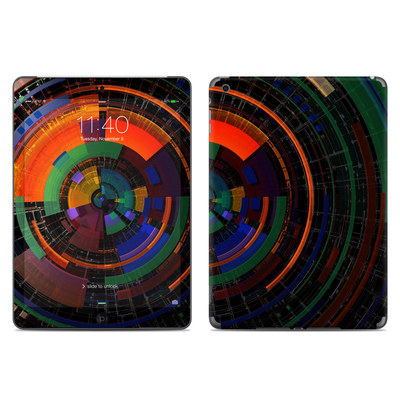 Apple iPad Air Skin - Color Wheel