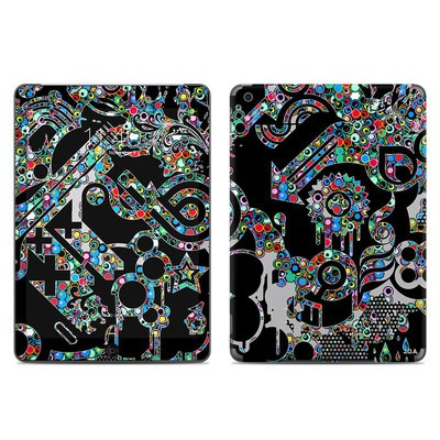 Apple iPad Air Skin - Circle Madness