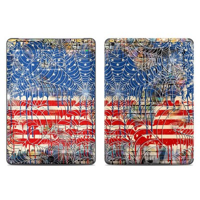Apple iPad Air Skin - Cobweb Flag