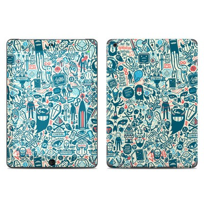 Apple iPad Air Skin - Committee