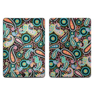 Apple iPad Air Skin - Crazy Daisy Paisley