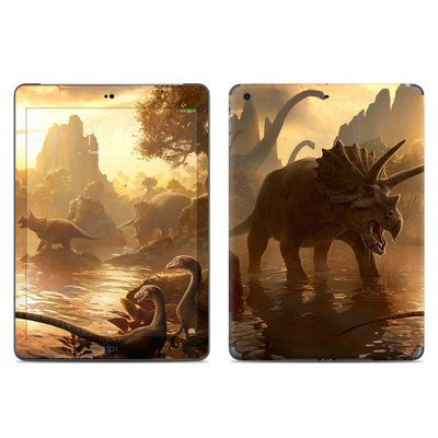 Apple iPad Air Skin - Cretaceous Sunset