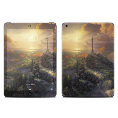 Apple iPad Air Skin - The Cross