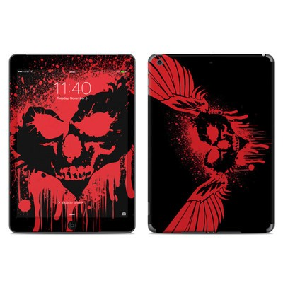 Apple iPad Air Skin - Dark Heart Stains