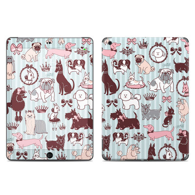 Apple iPad Air Skin - Doggy Boudoir
