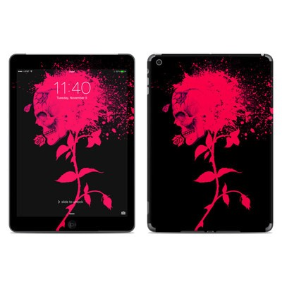 Apple iPad Air Skin - Dead Rose