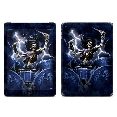 Apple iPad Air Skin - Death Drummer